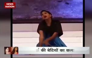 Shah Rukh Khan's daughter Suhana performanceis going viral