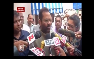 Cabinet Reshuffle: Mukhtar Abbas Naqvi promoted as Cabinet minister
