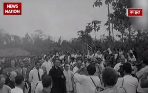 1959 Tibetan uprising:  Watch how Dalai Lama and thousands of Tibetan refugees entered India