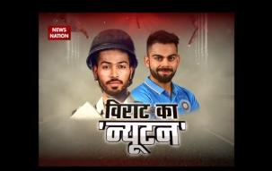 Hardik Pandya's blitz decisive in India's win over Australia in Indore ODI
