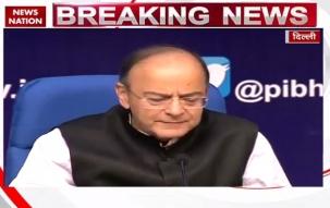 Indian economy has strong macro economic fundamentals, says FM Arun Jaitley