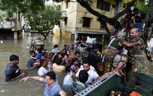 Rescue operation in Kochi, areas on high alert