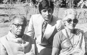 Harivansh Rai Bachchan death anniversary; Here a few poems that make him immortal