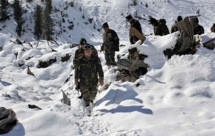 Weather extremities The Indian Armed Forces face for the sake of country