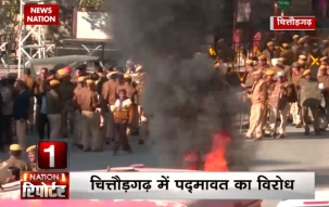 Nation Reporter: Women of Chittorgarh say they will commit jauhar if Padmaavat is released