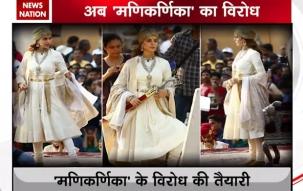 Brahmins create ruckus over 'Manikarnika' movie