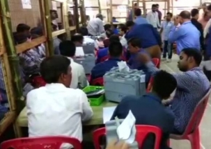 Counting of votes continues for Tripura, Meghalaya and Nagaland Assembly Elections