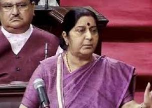Mosul killing: Sushma Swaraj slams Congress