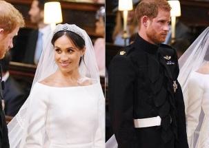 Royal wedding: Prince Harry, Meghan Markle take nuptial vows, exchange rings