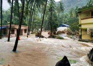Kerala: Floods kill 20 people in last 24 hours