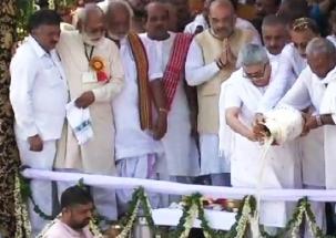 Atal Bihari Vajpayee's remains immersed in Ganga
