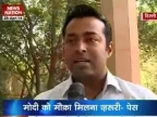 Priynaka should come up as a PM candidate next election: Leander Paes