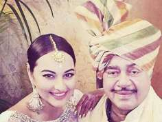 Sonakshi Sinha at brother's wedding!