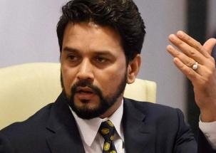 Mamata Banerjee afraid of CBI inquiry in chit fund case: Anurag Thakur