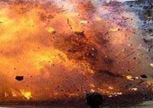 Blast in car near Jawahar tunnel in Jammu and Kashmir