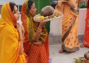 Chhath Puja: Devotees observes 'Kharna' as part of festival in Bihar