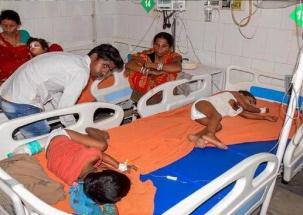 59 children die after 'chamki fever' strikes Bihar's Muzaffarpur