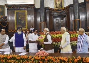 From Modi's re-election to formation of new govt - a look at NDA meet