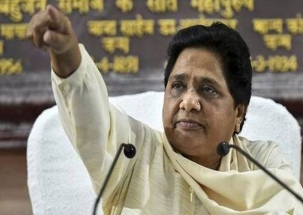 Mayawati says BSP will fight all elections alone