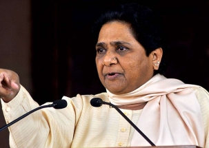 No poverty alleviation in Congress' rule: Mayawati in UP's Jaunpur