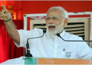 Opposition has no model of development: PM Modi in UP's Chandauli