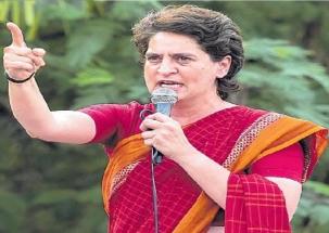 Now it's Modi Vs Priyanka battle as she poses open challenge to PM