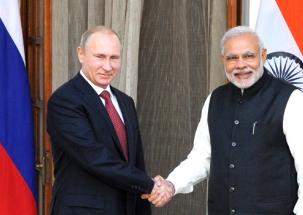 Putin attends India-Russia Annual Bilateral Summit with PM Modi