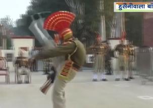 Watch: BSF jawans' Republic Day performance at Hussainiwala border
