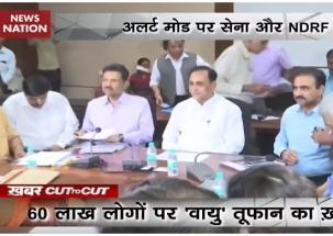 Cut2Cut: Gujarat government on high alert to counter Cyclone Vayu