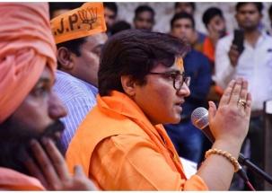 How is Sadhvi Pragya exacerbating things for herself, watch here