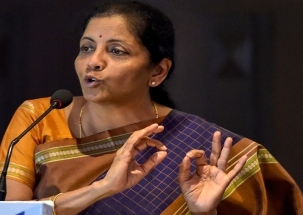 Defence Minister Nirmala Sitharaman slams Congress on Kashmir issue