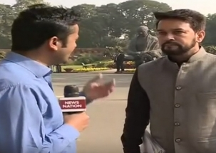 Rafale Deal: Lies of Rahul Gandhi have been exposed, says Anurag Thakur
