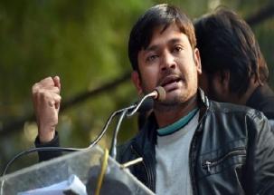 In Bihar's Begusarai, Kanhaiya Kumar says ready to face Giriraj Singh