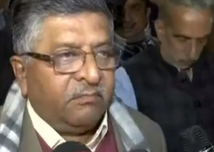 It's a historic day, says Ravi Shankar Prasad as RS passes 10 per cent quota bill