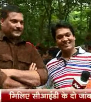 Meet Daya and Abhijit, the most wanted CID officers - News Nation