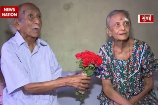 Valentine Day 2018: Elderly Mumbai couple's cute love story will give you relationship goals