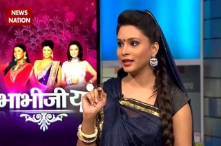 Watch Bhabijiyaan's cute 'Nok Jhonk' while discussing their career plans