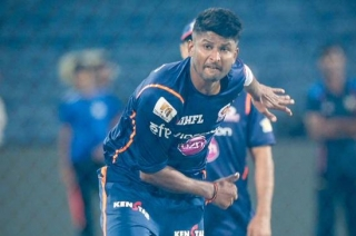 NN Exclusive interview with Rajasthan Royals'  off-spinner Krishnappa Gowtham