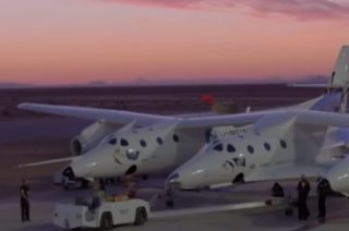 Virgin Galactic's tourist spaceplane 'VSS Unity' successfully completes test launch