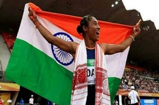 Zero Hour: Hima Das creates history, wins India's first international gold in track events