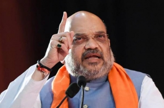 Sonia Gandhi cried over death of terrorists in Batla encounter: Shah