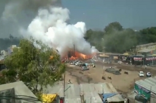 Punjab: Three killed, 10 injured in Amritsar explosion
