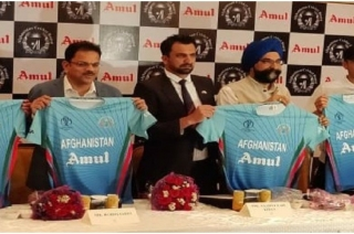 Amul to be official sponsor of Afghanistan cricket team at World Cup