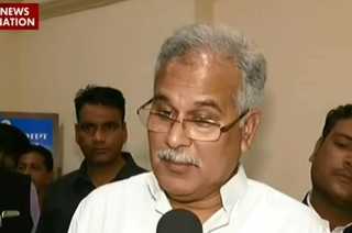 Bhupesh Baghel appointed as new Chhattisgarh Chief Minister