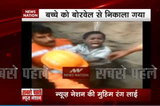 6-year-old boy trapped in Pune borewell rescued after 13 hours