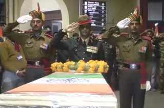 Tears, anger, slogans: How people bid adieu to killed CRPF jawans