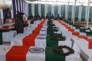 Pulwama Attack: Bodies of CRPF soldiers reach their homes
