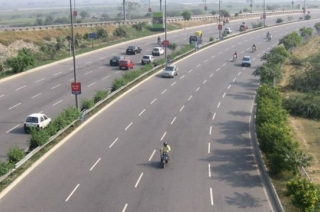 KMP expressway will cut distance between various northern & western states