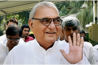 Hoped for 5-6 seats, if not 10, in Haryana: BS Hooda on Exit Poll