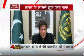 Pulwama attack: Pakistan PM Imran Khan offers talk on terrorism